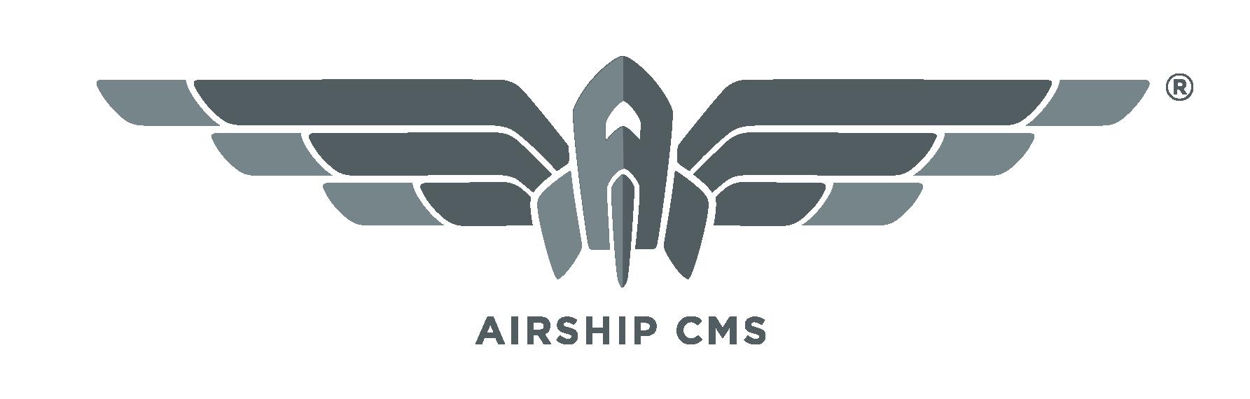 Airship CMS Logo
