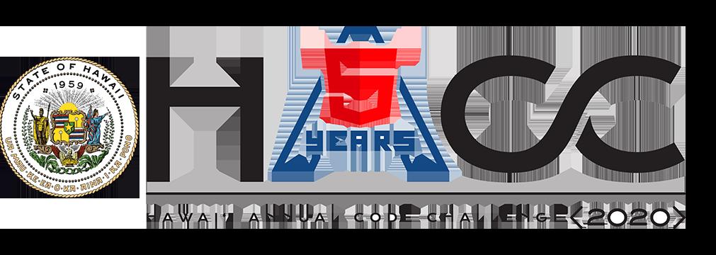 Hawaii Annual Code Challenge logo