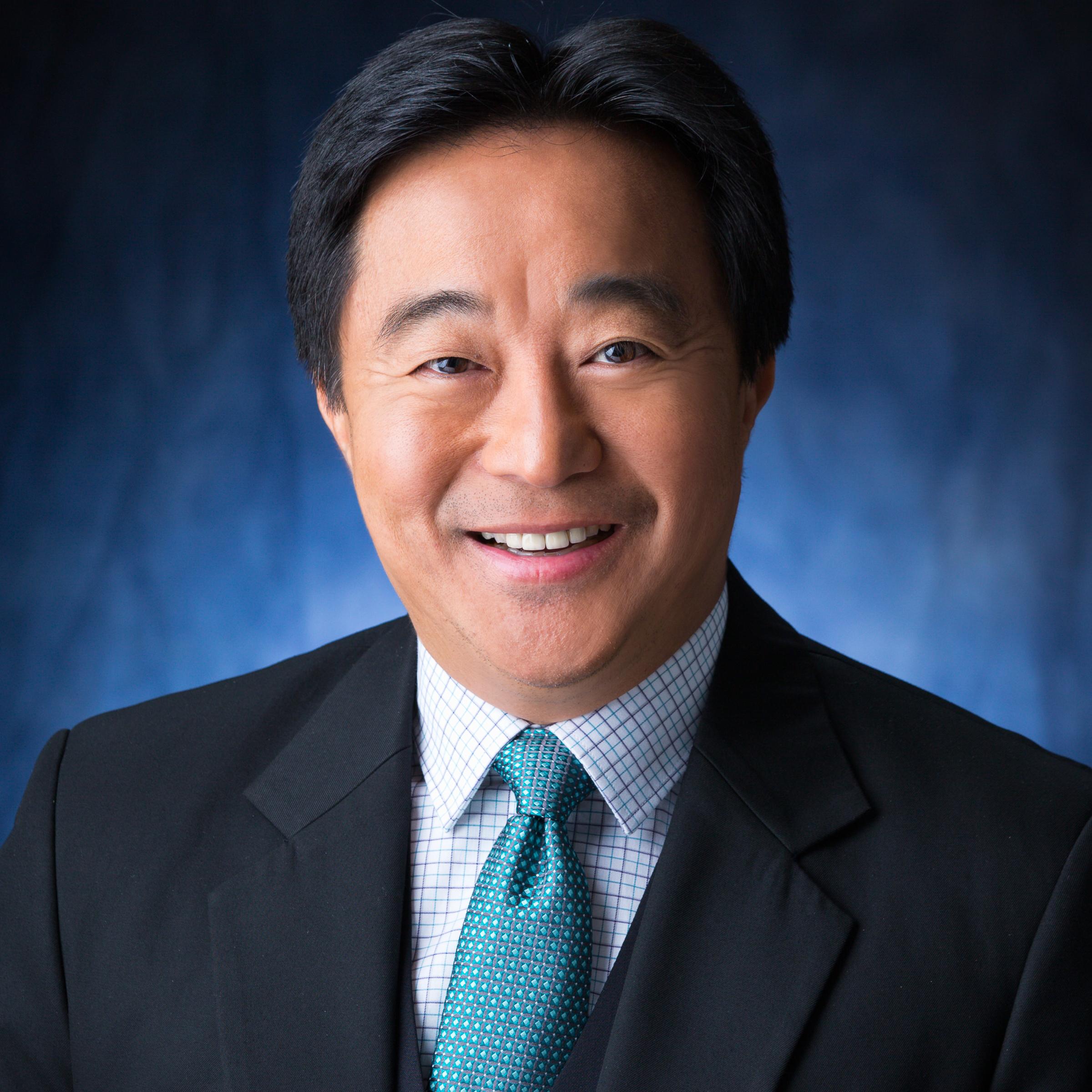Senator Glenn Wakai Picture