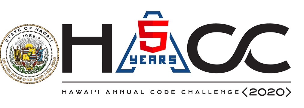 Hawaii Annual Code Challenge logo